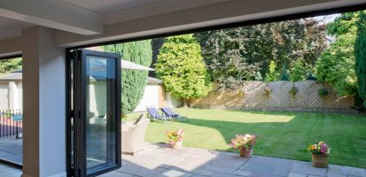 Bi-Fold Doors - Natural Light